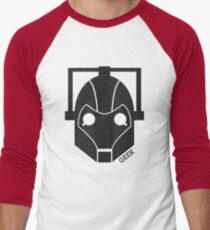 Geek Shirt #1 Cyberman Men's Baseball ¾ T-Shirt