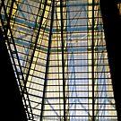 Twickenham stadium roof by Robert Steadman