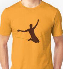 Double drop knee T-Shirt