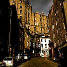West Bow, Edinburgh by Robert Steadman