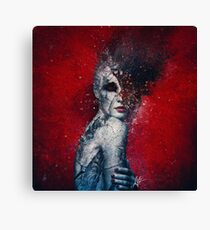 Indifference Canvas Print