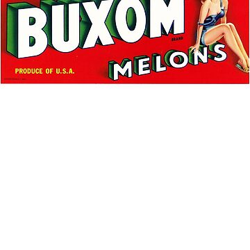 How Buxom are Your Melons? by boobwhimsy