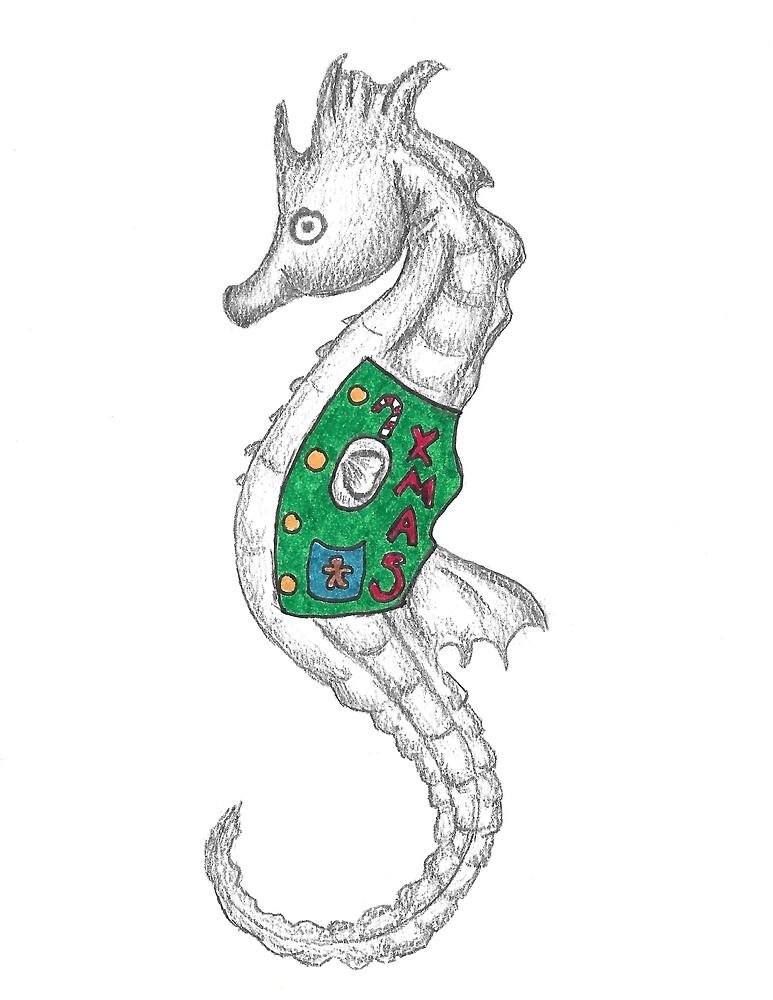 Seahorse Investment by Donna Schneider