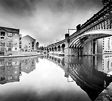 Castlefield, Manchester by Stephen Knowles