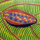 398 - MULTICOLOURED COCKROACH - DAVE EDWARDS - COLOURED PENCILS - 2014 by BLYTHART
