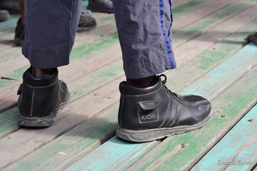 feet by Evanda Estes