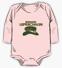 Designated Leprechaun One Piece - Long Sleeve