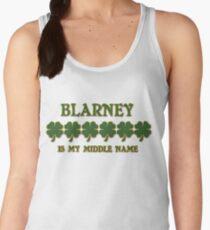 Irish Blarney Women's Tank Top