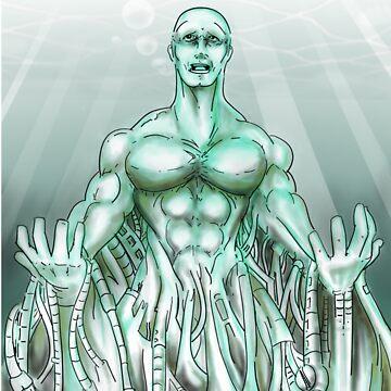 Mechanical Sea by Kloud23