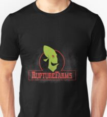 Rupture farms logo Unisex T-Shirt