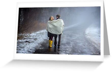 Lovers in the Mist by Mikell Herrick