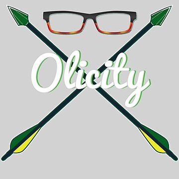 Olicity Shipper (Light) by DANgerous124