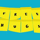 Free Hugs by ANTICLOTHES