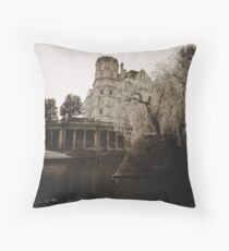 Bath Throw Pillow