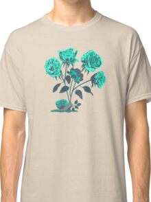 Snails N' Roses Classic T-Shirt