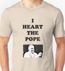 I Heart The Pope T-Shirt