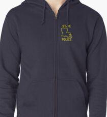 True Detective - Louisiana State Police T-Shirt