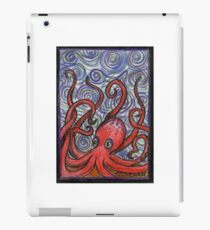 Octopus and Swirls iPad Case/Skin