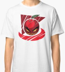 Crazy Mr Apple Classic T-Shirt