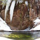 Frozen falls by telley20