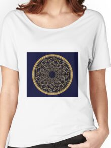 Circularity No. 614 Women's Relaxed Fit T-Shirt