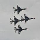 Thunderbirds by telley20