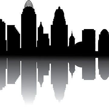 Horizonte de Cincinnati de hannahbyers