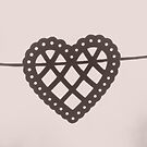 heart on a string by beverlylefevre