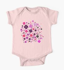 Clovers and Stars Pink Kids Clothes