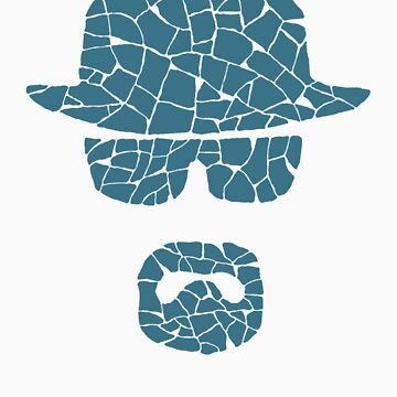 Heisenberg (blue) by EvelynR