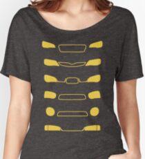 Subaru Impreza Family Women's Relaxed Fit T-Shirt