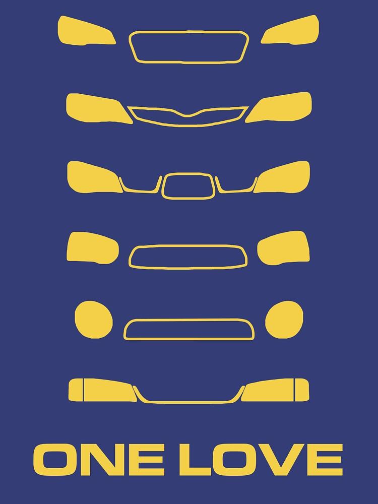 Subaru Impreza - Un amor de Venusta