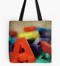 Alphabet Fun Tote Bag
