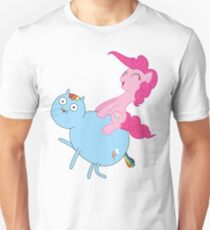 Pinkie and Poo Brain Unisex T-Shirt