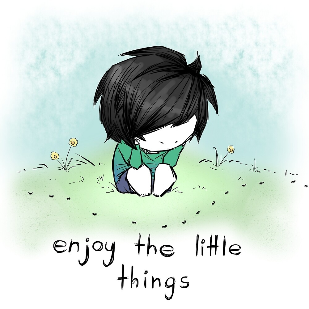 Enjoy the Little Things by FuyuNi