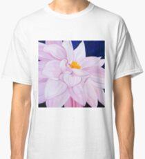 Mauve Dahlia Classic T-Shirt