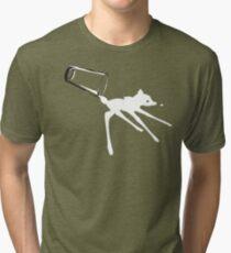 Oh Deer!! Tri-blend T-Shirt