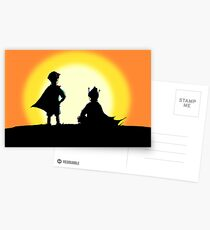 Super Best Friends Postcards