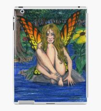 Butterfly Stone iPad Case/Skin