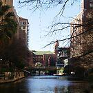 River Walk, San Antonio, Tx by billiebowler