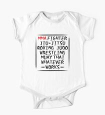 MMA Fighter Kids Clothes