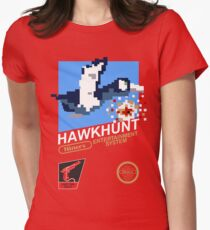 49ERS Hawkhunt Women's Fitted T-Shirt