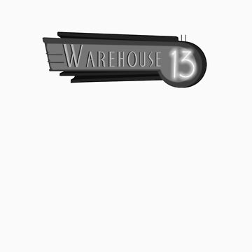 Art Deco Warehouse 13 Logo by doctoratomic