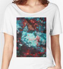 Digital Tie-Dye One Women's Relaxed Fit T-Shirt