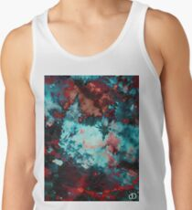 Digital Tie-Dye One Tank Top