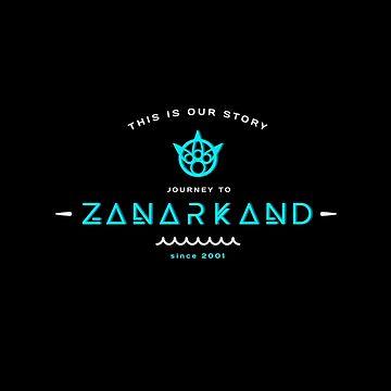 Journey to Zanarkand by Zonsa