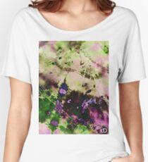 Digital Tie-Dye Two Women's Relaxed Fit T-Shirt