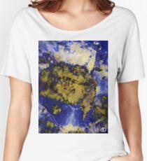 Digital Tie-Dye Three Women's Relaxed Fit T-Shirt