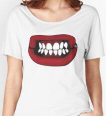 Ferme la Bouche Women's Relaxed Fit T-Shirt