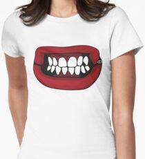 Ferme la Bouche Women's Fitted T-Shirt
